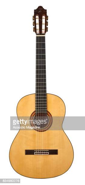 A Camps M5S flamenco guitar taken on January 18 2017
