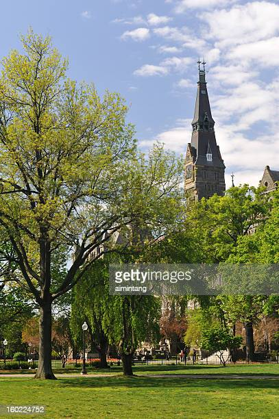 Campus of Georgetown University