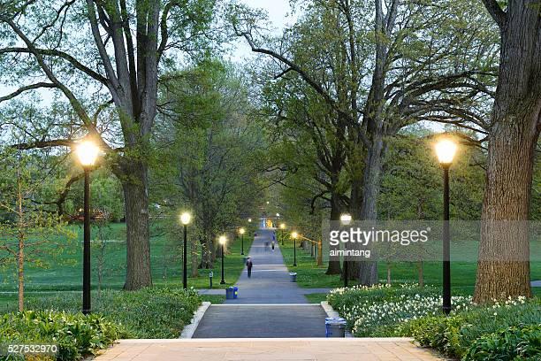Campus of Swarthmore College