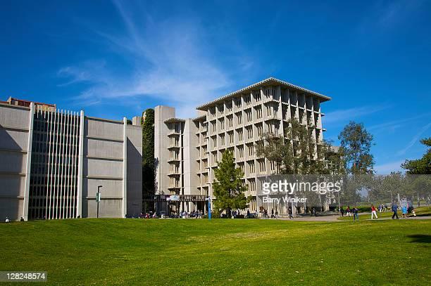 Campus of University of California at San Diego, La Jolla, California