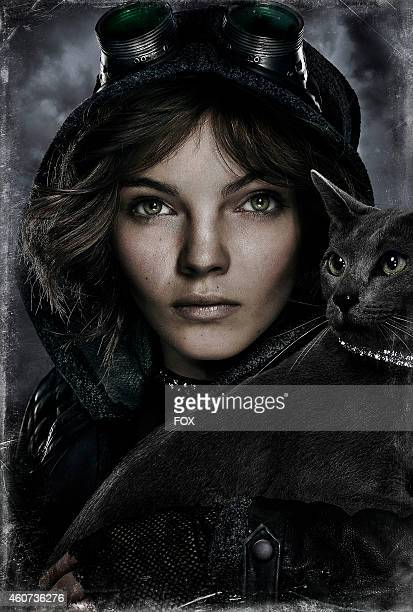 Camren Bicondova as Selina Kyle GOTHAM premieres Monday Sept 22 2014 on FOX