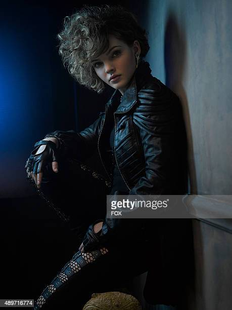 Camren Bicondova as Selina Kyle GOTHAM premieres Monday Sept 28 on FOX