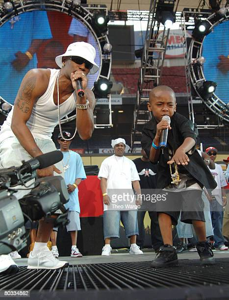 Cam'ron and Ja