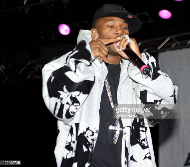 Camron during The Official Welcome Back Concert at Nassau Coliseum in New York City New York United States