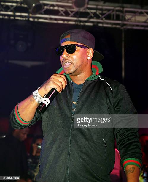 Cam'ron performs at Highline Ballroom on December 5 2016 in New York City