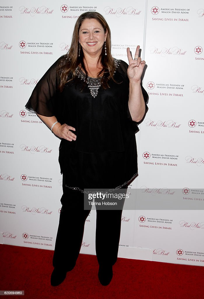 Camryn Manheim attends the 4th annual Los Angeles Red Star Ball at The Beverly Hilton Hotel on November 1, 2016 in Beverly Hills, California.