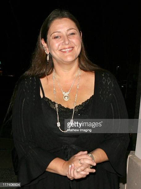 Camryn Manheim during Academy of Television Arts Sciences An Evening with 'Boston Legal' at Leonard H Goldenson Theater in North Hollywood California...