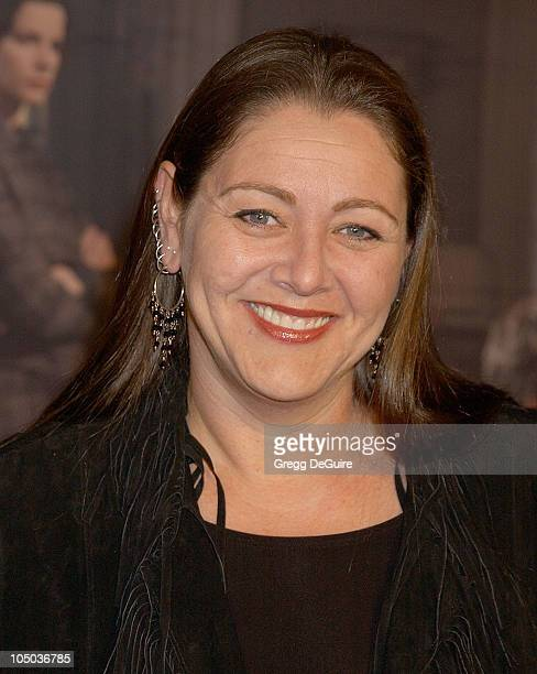Camryn Manheim during Los Angeles Premiere of HBO's 'Six Feet Under' at Grauman's Chinese Theatre in Hollywood California United States