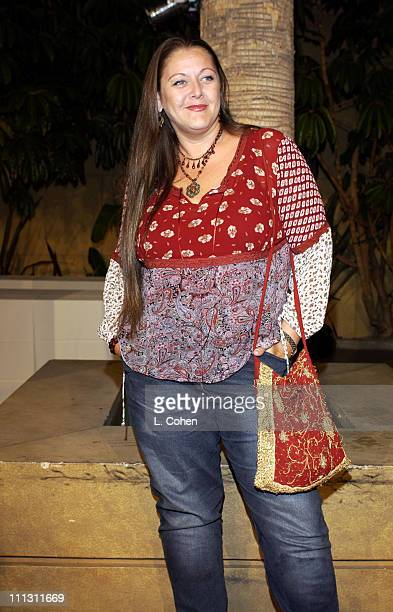 Camryn Manheim during Melissa Etheridge 'Live and Alone ' Movie Premiere at The Egyptian Theater in Hollywood California United States