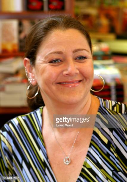 Camryn Manheim during 'Tales From The Bed On Liviing Dying and Having It All' Book Promotion at Barnes Noble at The Grove in Los Angeles California...