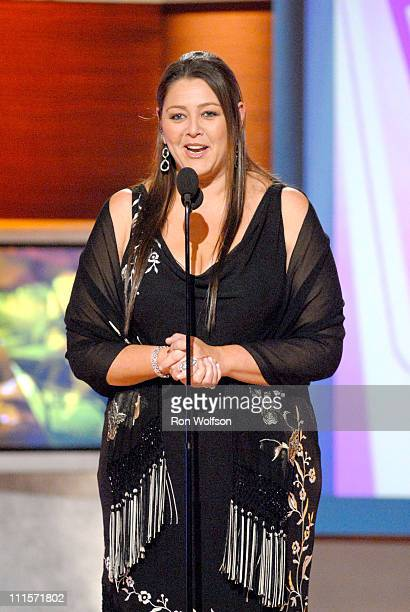 Camryn Manheim during The 8th Annual Family Television Awards Show at Beverly Hilton Hotel in Beverly Hills California United States