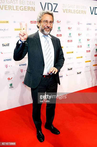 Can Duendar during the VDZ Publishers' Night 2016 at Deutsche Telekom's representative office on November 7 2016 in Berlin Germany