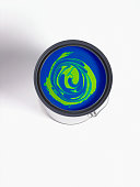 Can of paint