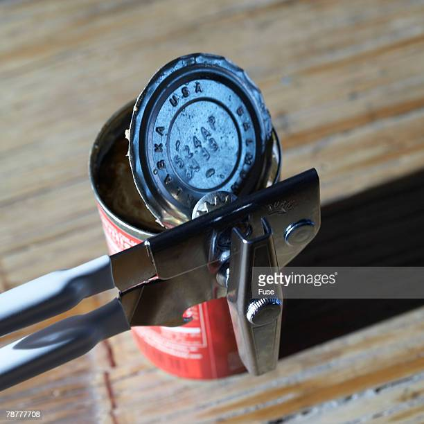 Can Opener Stock Photos And Pictures Getty Images