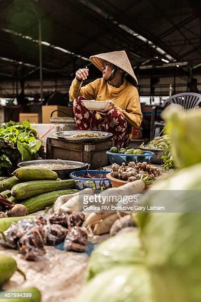 Can Tho Wet Market, Mekong Delta, Vietnam