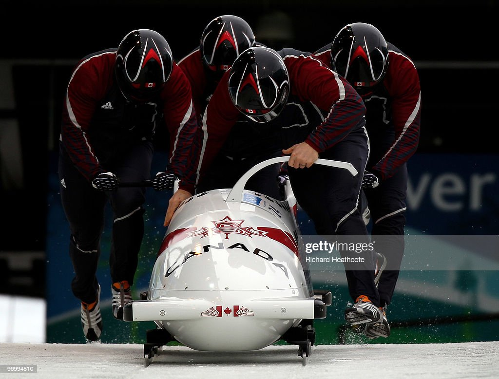 Bobsleigh - Day 12