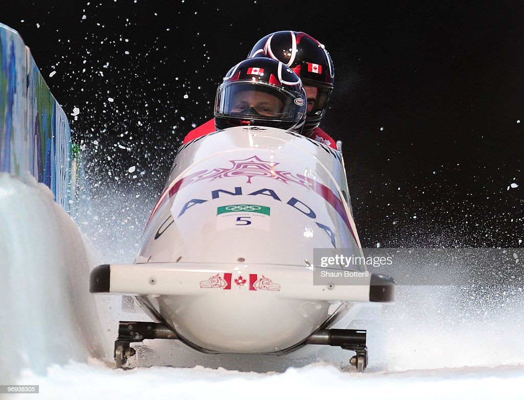 Bobsleigh - Day 10