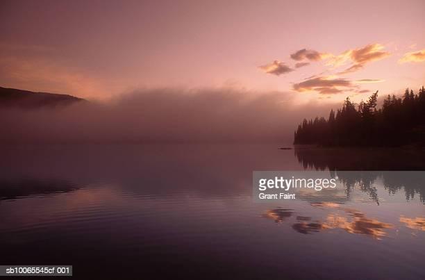 Canada, Alberta, Jasper, Mirror Lake