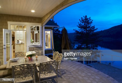 Canada british columbia coldstream terrace of contemporary for Terrace house stream online