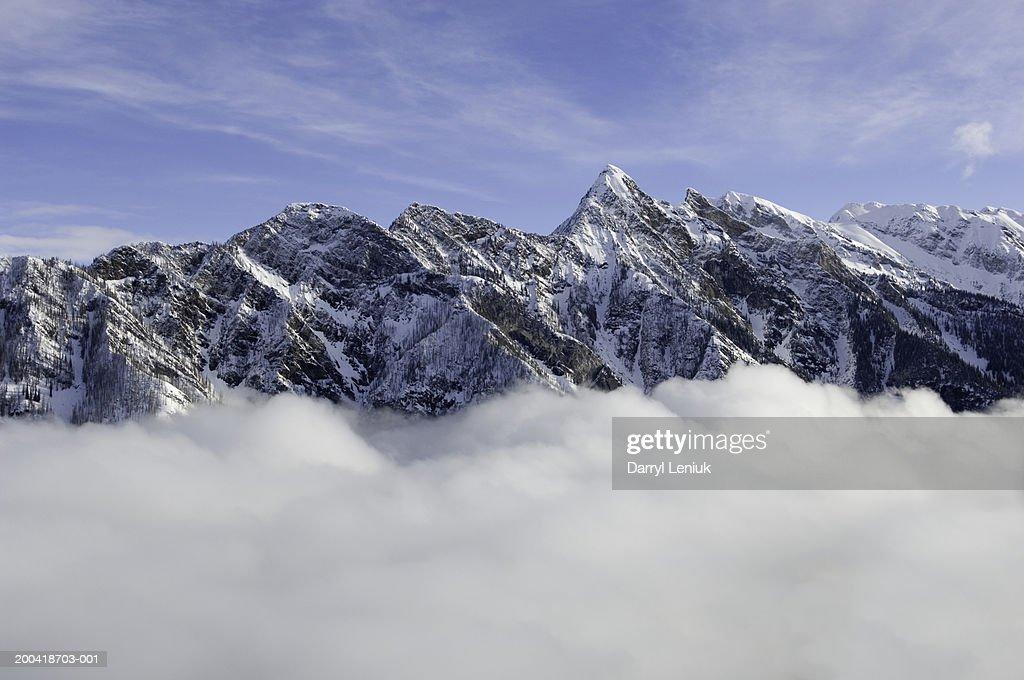 Canada, British Columbia, Selkirk Mountains : Stock Photo
