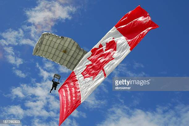 Canada Day Parachute Team