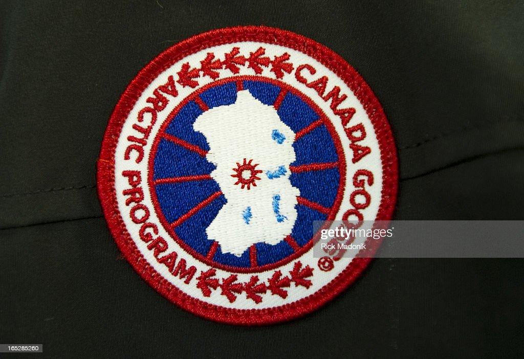 02/16/11 TORONTO ONTARIO Canada Goose factory in Toronto