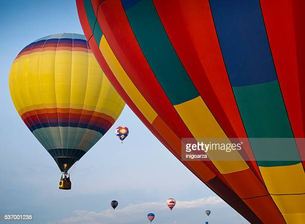 Canada, Hot air balloon festival