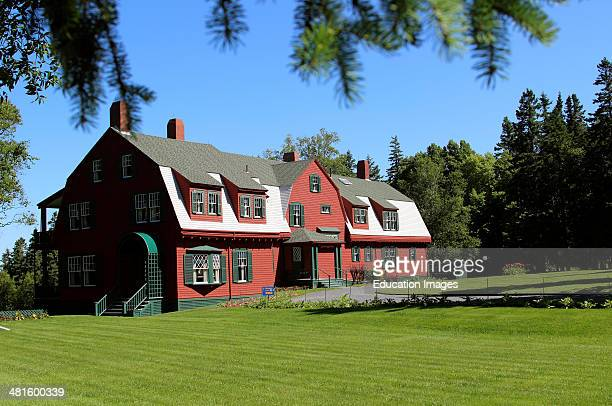 Campobello island stock photos and pictures getty images for Prestige homes new brunswick