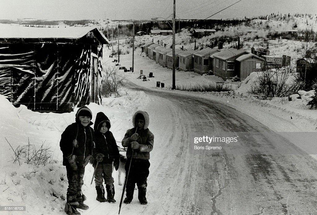Canada Northwest Territories Yellowknife