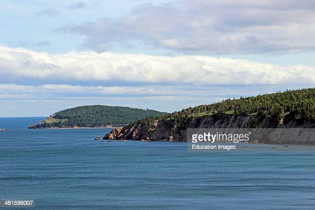 Canada Nova Scotia Cape Breton cabot trail Atlantic Coast Limbo Cove