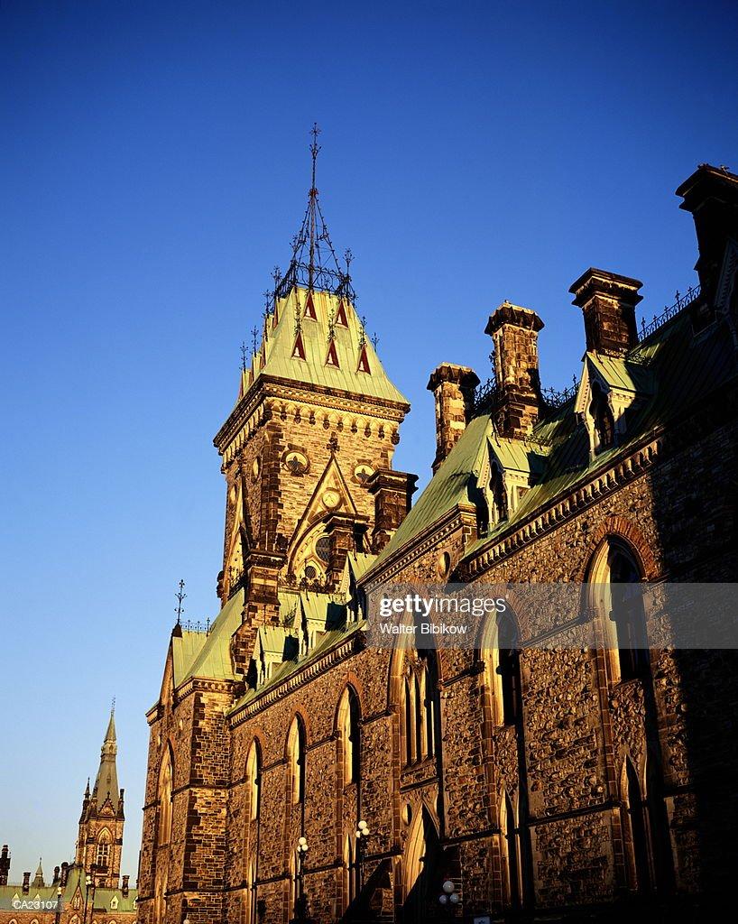 Canada, Ontario, Parliament Building Ottawa : Stock Photo