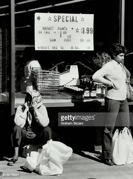 Canada Ontario Toronto Markets Kensington 1980 and on