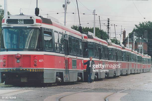 Canada Ontario Toronto Transit Commission Streetcars 1986 and on