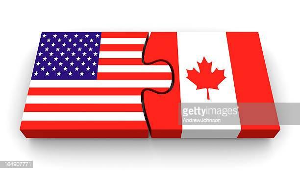 US Canada Puzzle