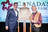Dr. David Suzuki Receives Canada Walk Of Fame Award At...