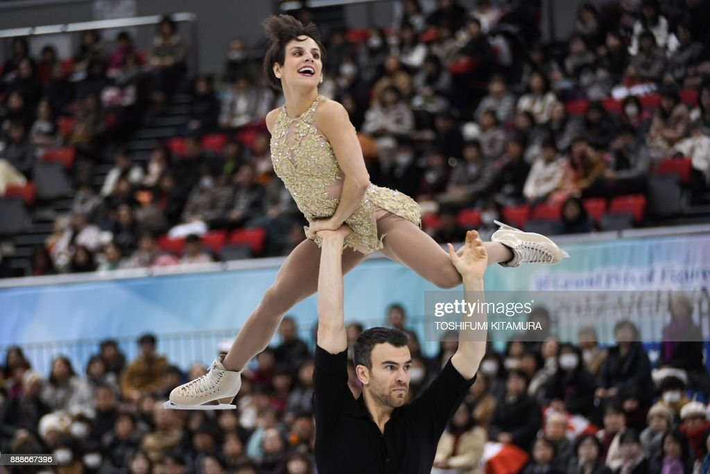 Меган Дюамель - Эрик Рэдфорд / Meagan DUHAMEL - Eric REDFORD CAN - Страница 14 Canadas-meagan-duhamel-and-eric-radford-compete-during-the-pairs-free-picture-id888667396
