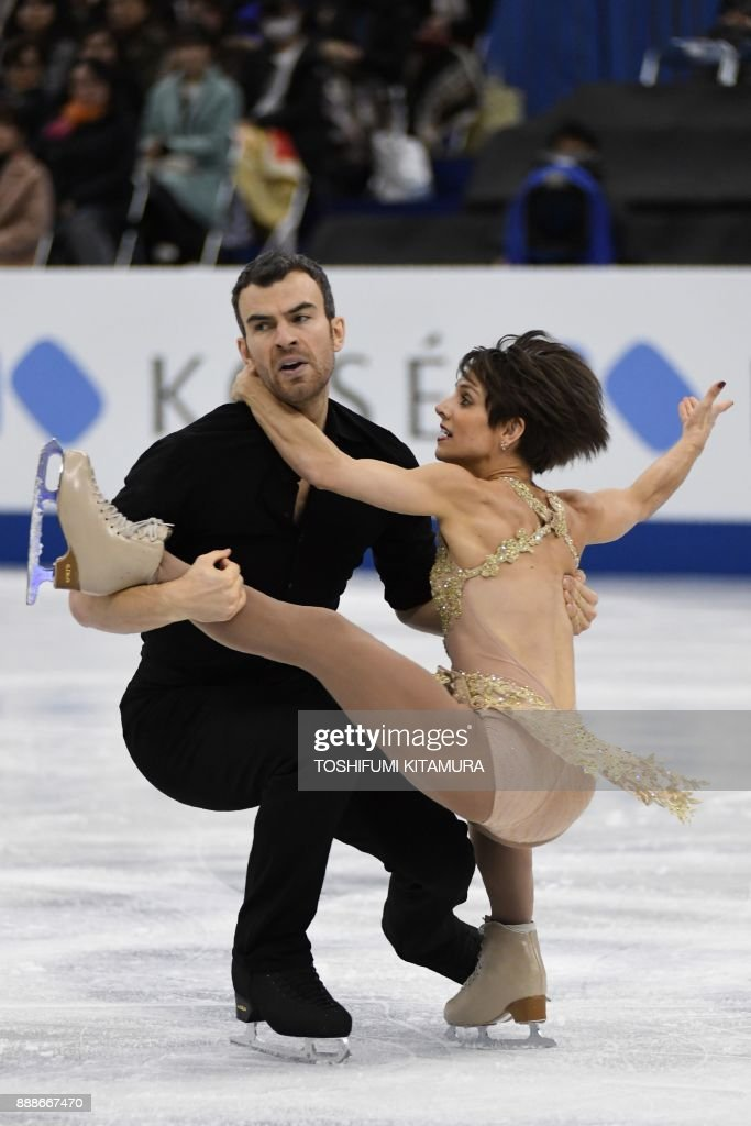 Меган Дюамель - Эрик Рэдфорд / Meagan DUHAMEL - Eric REDFORD CAN - Страница 14 Canadas-meagan-duhamel-and-eric-radford-compete-during-the-pairs-free-picture-id888667470