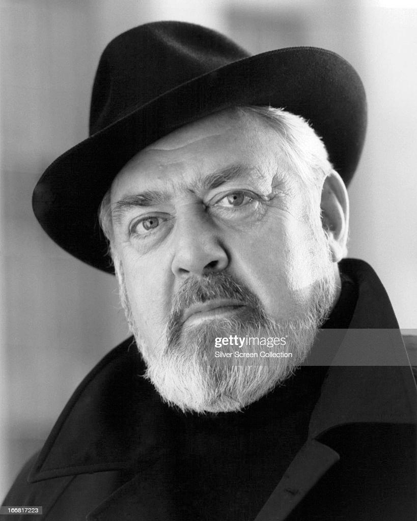 Canadian actor Raymond Burr circa 1985