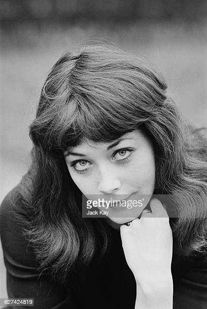 Canadian actress Linda Thorson 5th April 1971