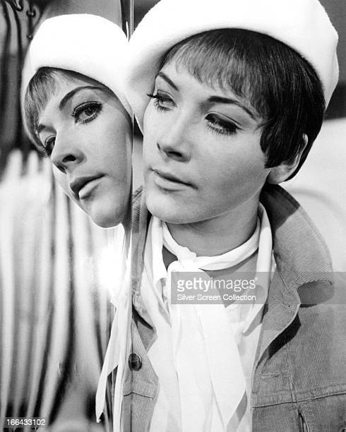 Canadian actress Linda Thorson as Tara King in an episode of the TV series 'The Avengers' circa 1968