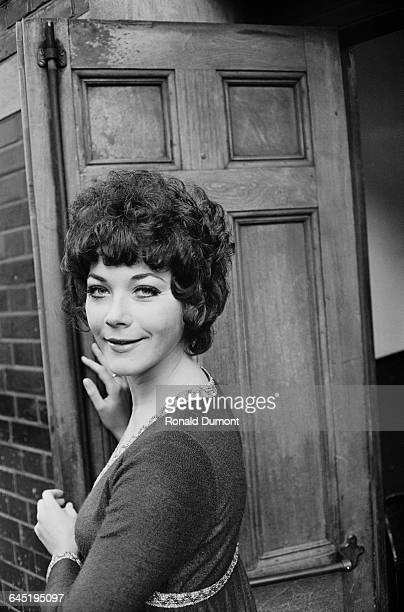 Canadian actress Linda Thorson UK 21st June 1971