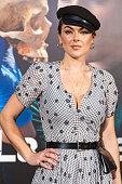 Serinda Swan Attends 'La Forense (Coroner)' Second...