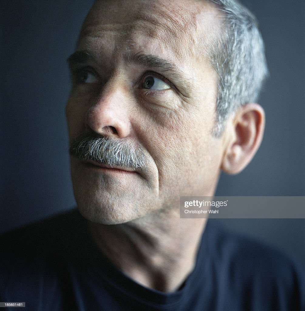 Canadian astronaut <a gi-track='captionPersonalityLinkClicked' href=/galleries/search?phrase=Chris+Hadfield&family=editorial&specificpeople=2700911 ng-click='$event.stopPropagation()'>Chris Hadfield</a> is photographed for Macleans Magazine on September 1, 2013 in Toronto, Ontario.