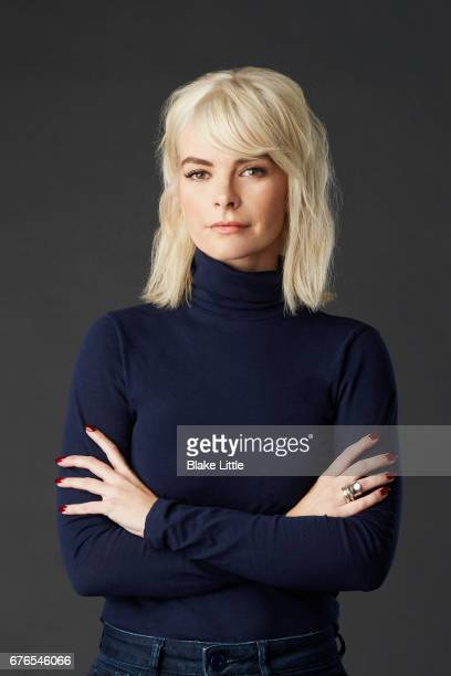 Canadian author and screenwriter Kelly Oxford is photographed for Harper Collins on December 14 2016 in Los Angeles California