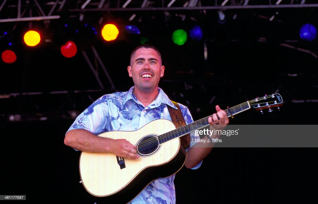 Canadian band Barenaked Ladies on stage at Fleadh Festival London 1999