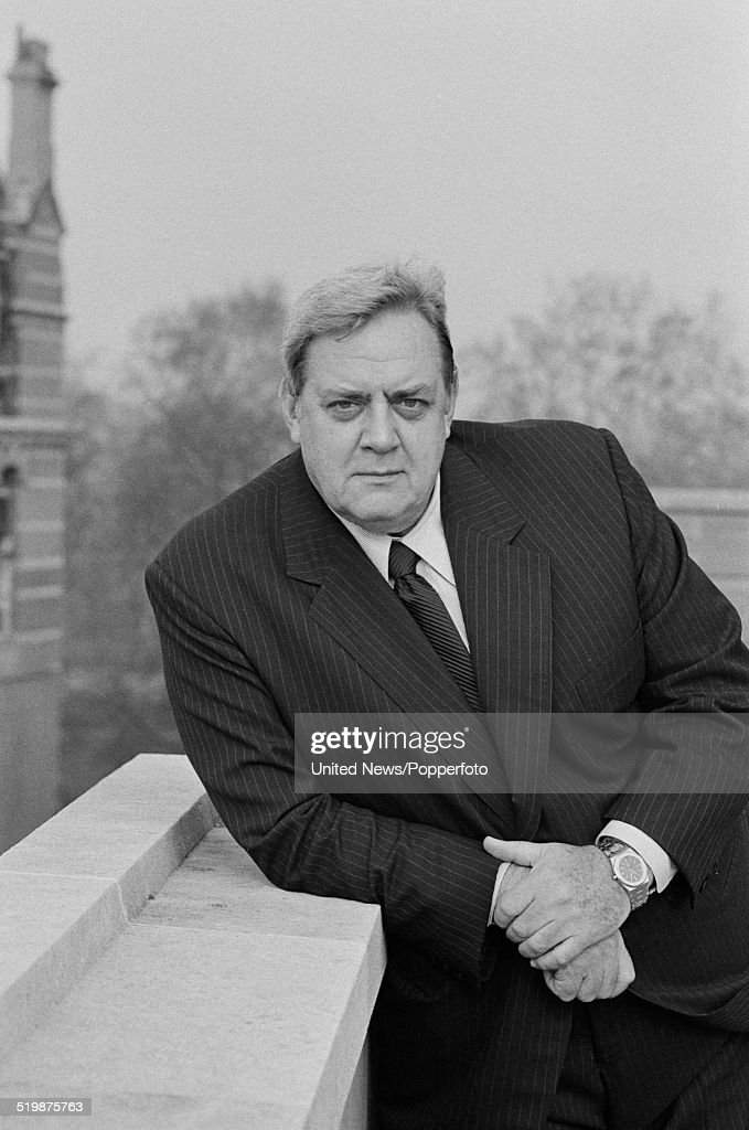 Canadian born actor Raymond Burr who played Perry Mason and Ironside on television pictured in London on 1st February 1980
