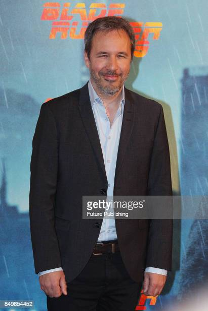 Canadian film director Denis Villeneuve poses during the photocall for ''Blade Runner 2049'' on September 19 2017 in Rome Italy PHOTOGRAPH BY Marco...