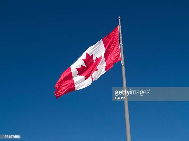 Canadian Flag (Landscape)