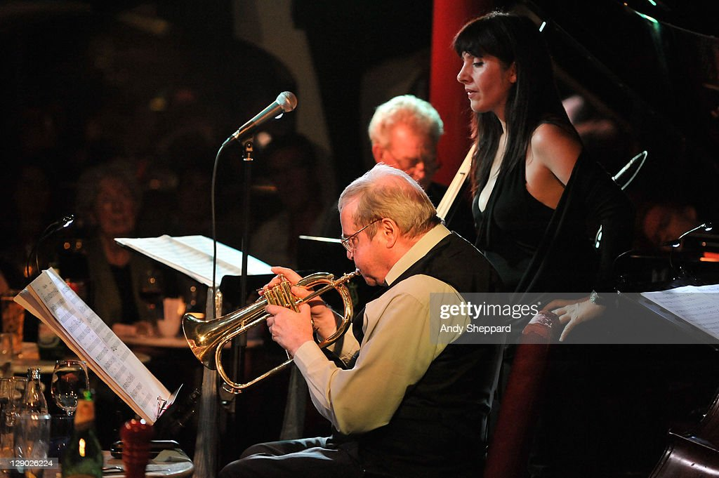 Kenny Wheeler Quartet Perform At Pizza Express Jazz Club In London