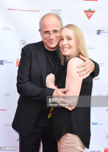 Canadian music producer Bob Ezrin and wife Jan Ezrin attends the Dave Thomas And The Second City Present 'Take Off EH' An AllStar Benefit For Jake...